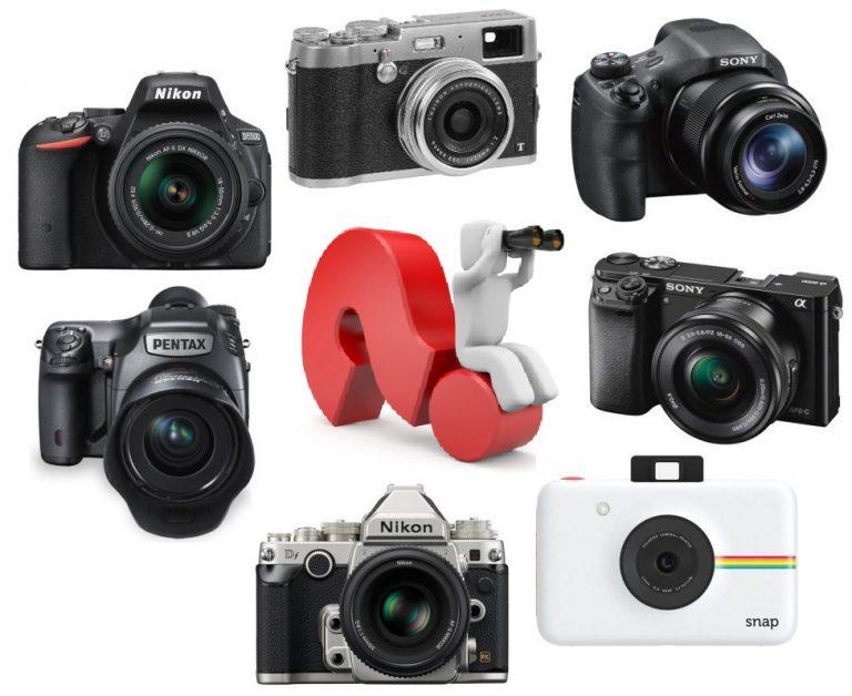 Beberapa Tips untuk Membantu Anda Membeli Kamera Digital