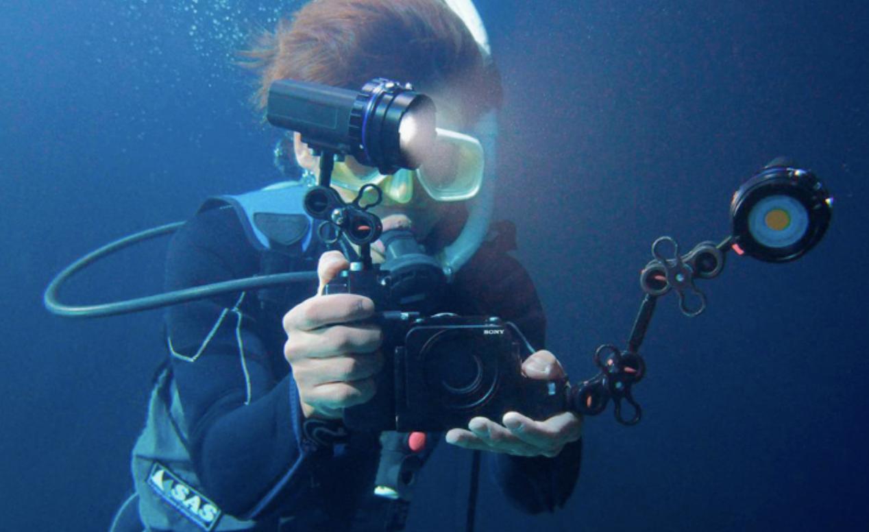 Beberapa Tips Menarik Fotografi Bawah Laut