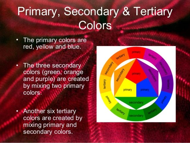warna fotografi