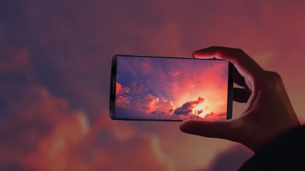 fotografi dengan smartphone