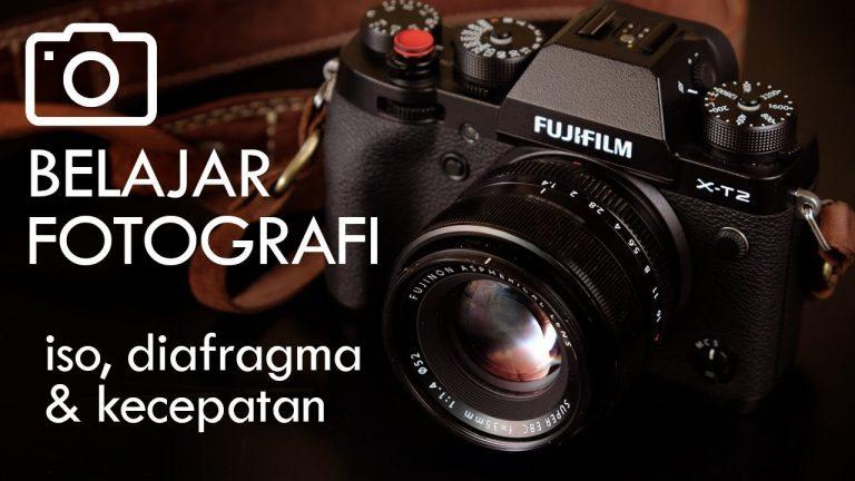 Langkah Mudah Belajar Ilmu Fotografi bagi Pemula